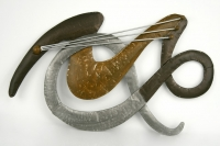 Cuadro decorativo de chapa - Cuadro de diseño