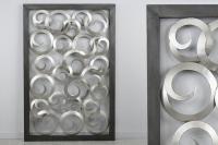 Cuadro decorativo con espirales - Cuadro de diseño