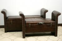 Arcones con asiento - Arcón asiento moderno
