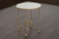 mesa baja de diseño clásico - Mesa elegante.