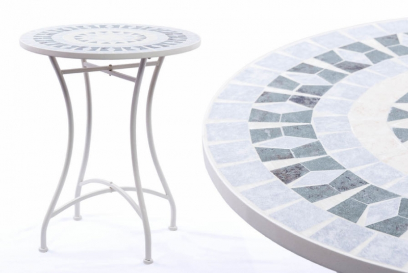 Mesa de Forja Mosaico - Mesa de Forja Mosaico