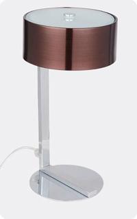Lámpara de sobremesa Bronze - Lámpara de sobremesa Bronze