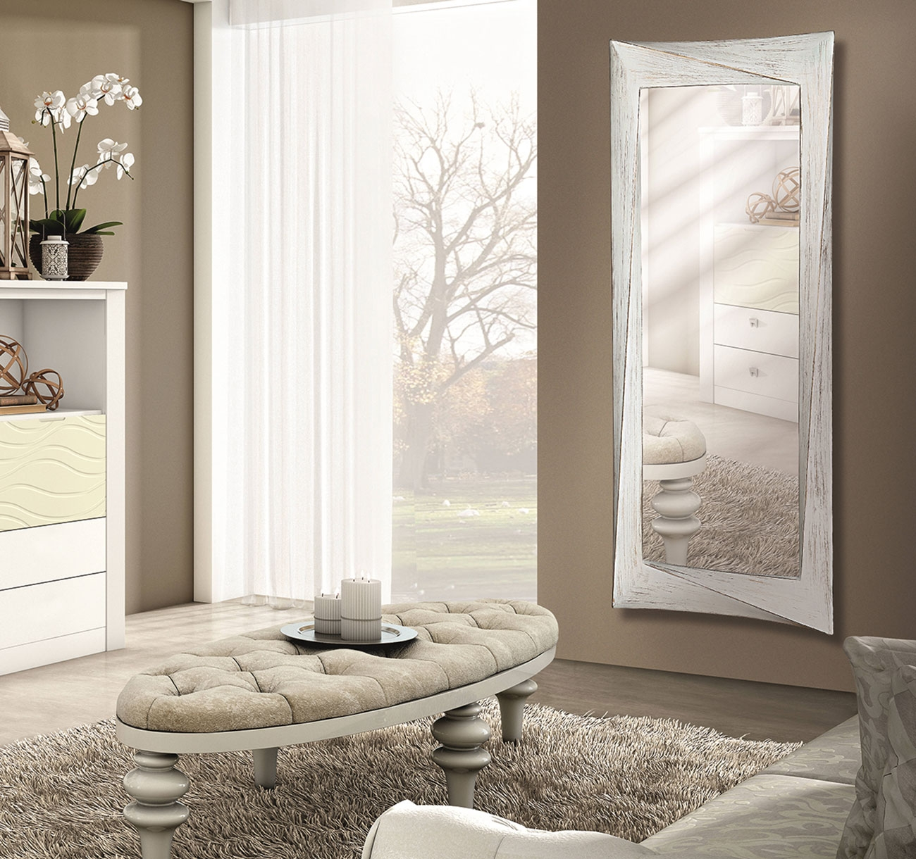 Espejo decorativo DECO 16199