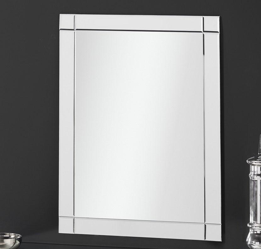 Espejo veneciano 19 - Medidas: 80 x 60 cm