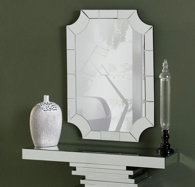 Espejo veneciano 11 - Tamaño: 100 x 70 cm