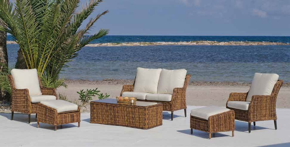 Set muebles de lujo para exteriores Panama 7 - Set muebles de lujo para exteriores Panama 7
