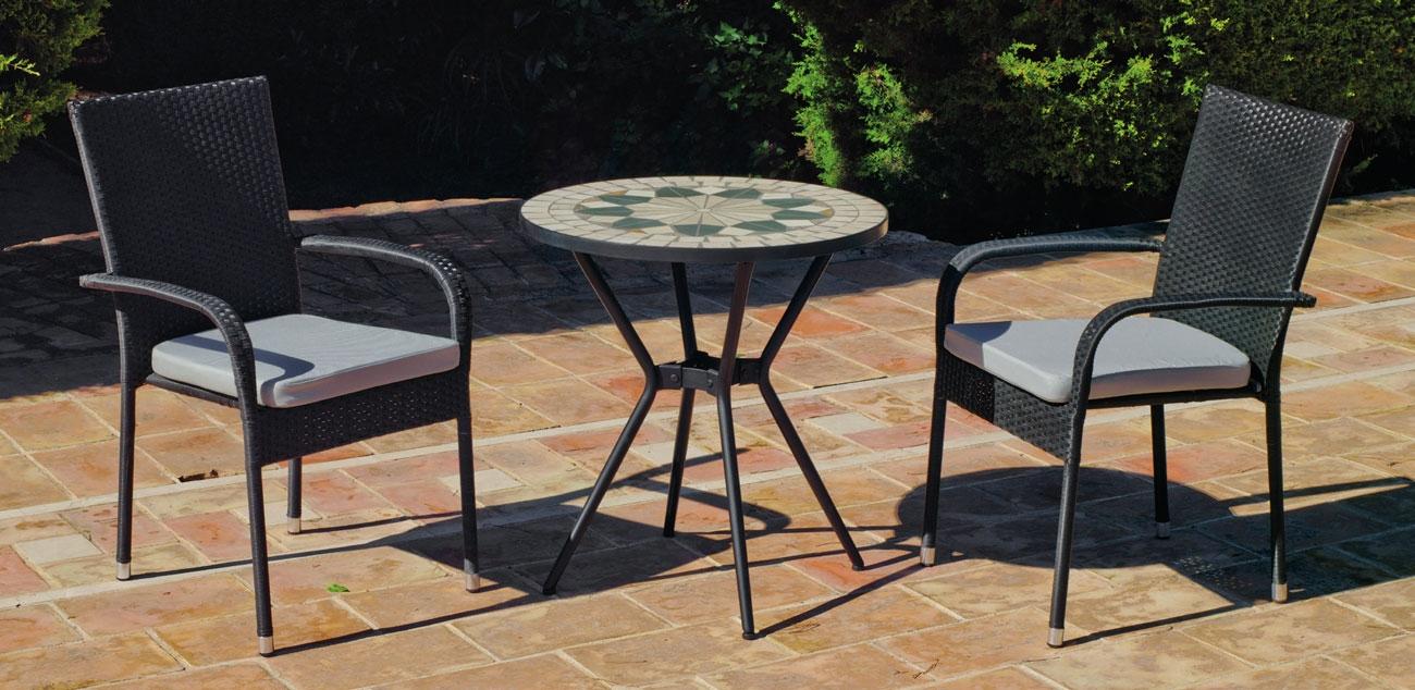 Mesa Mosaico Leila Shifa/Ampurias 70