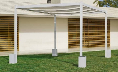 Pérgola Boston-3x3