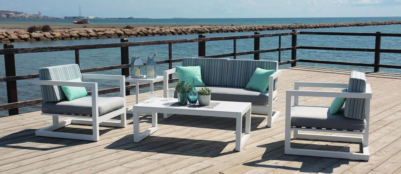 Sofa de lujo para exteriores Alhama 7 - Sofa de lujo para exteriores Alhama 7