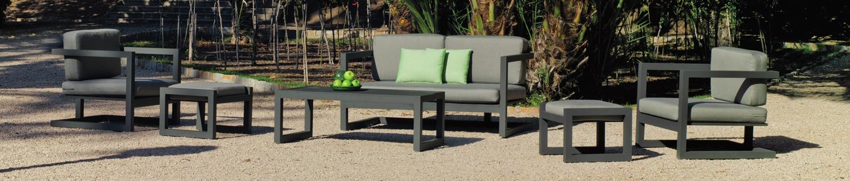 Sofa de lujo para exteriores Alhama 8 - Sofa de lujo para exteriores Alhama 8