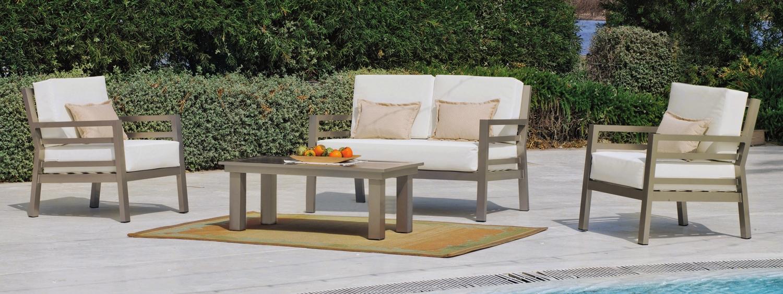 Sofa de lujo para exteriores Camelia 7 - Sofa de lujo para exteriores  Camelia 7