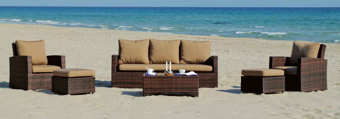 Muebles de lujo para exteriores Kenia  - Muebles de Rattan de lujo con resistencia garantizada Kenia