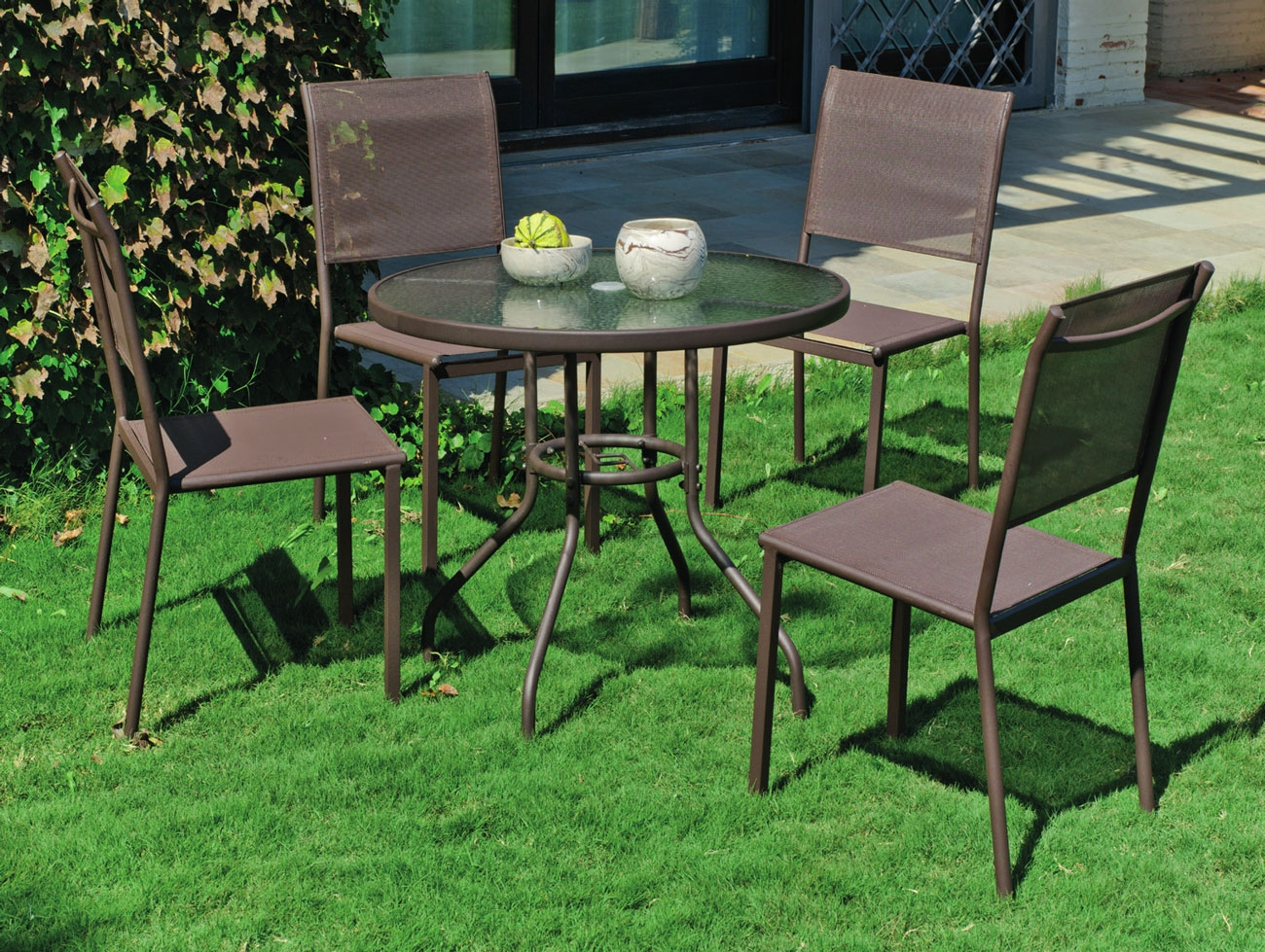 Set sillas y mesa modelo Macao Isabel 90 - Set sillas y mesa modelo Macao Isabel 90