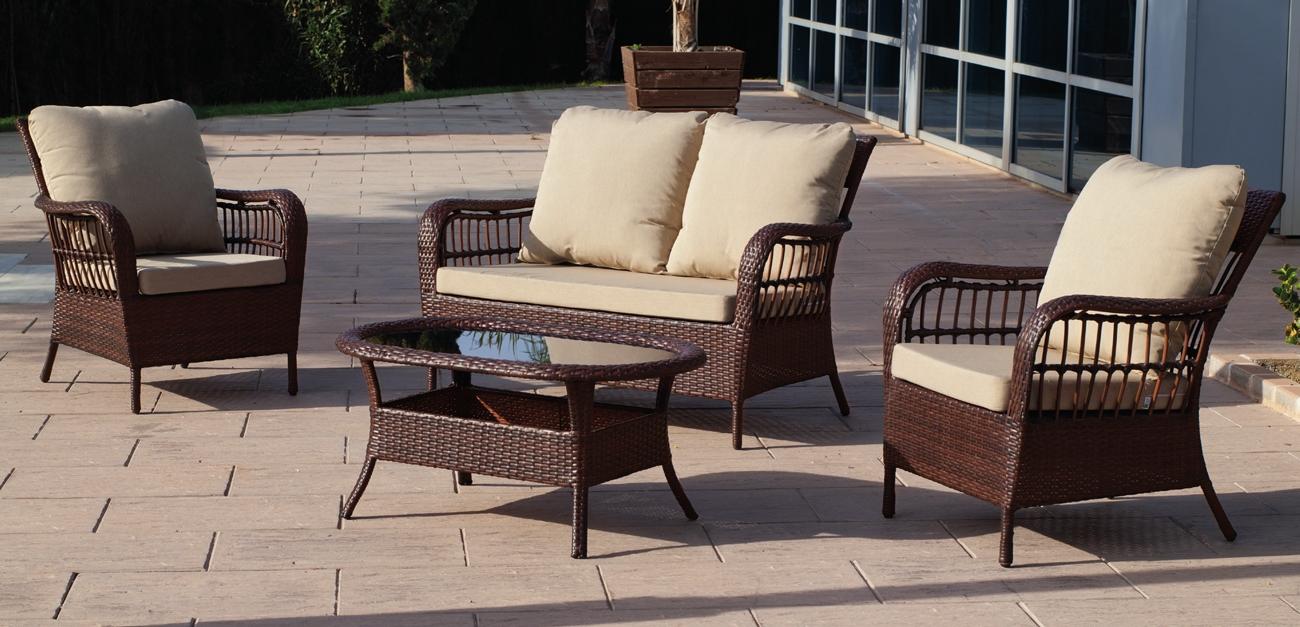 Set sofa para exteriores Santacruz 7 - Set sofa para exteriores Santacruz 8