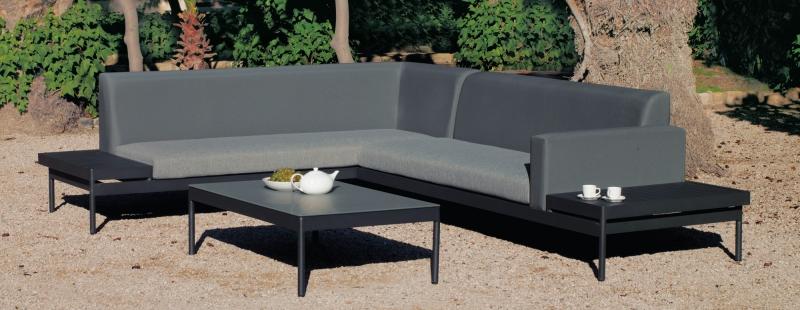 Sofa de exterior Natania - Sofa de exterior Natania