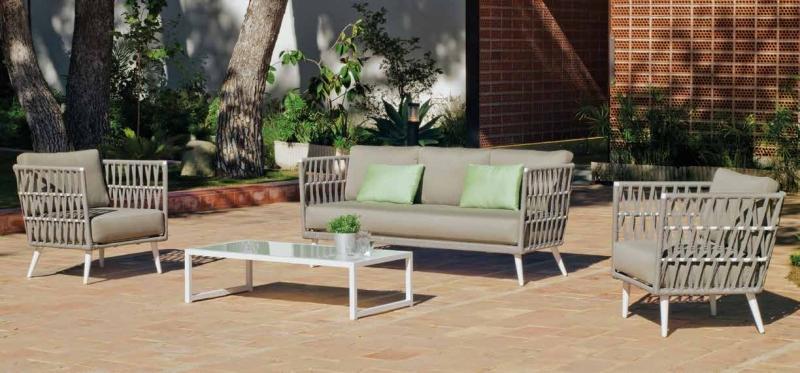 Sofa de exterior Rhodos - Sofa de exterior Rhodos