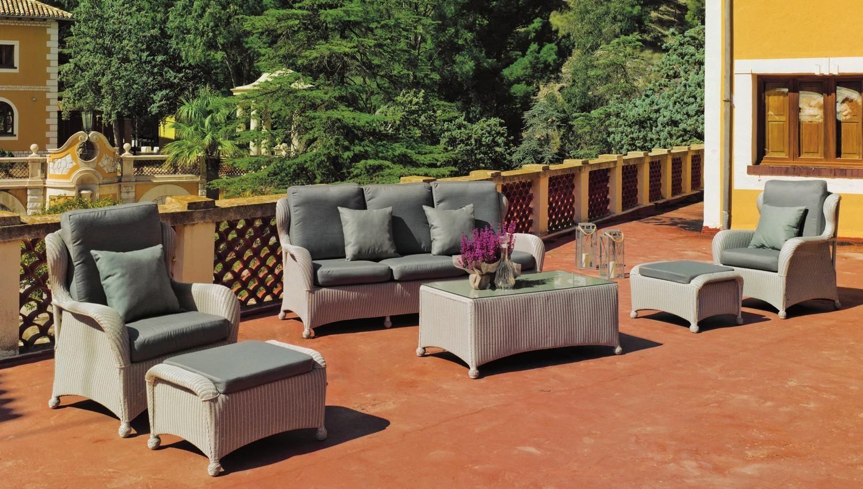 Sofa de exterior LOOM MANILA - Sofa de exterior LOOM MANILA