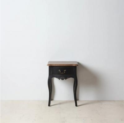 Mesita Panther - Mesita Panther en madera natural