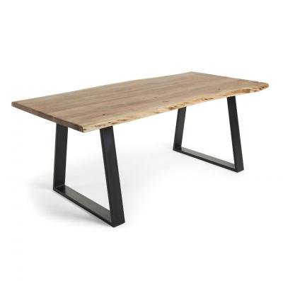 Mesa Comedor Sono - Comedor Sono en madera de acacia y metal