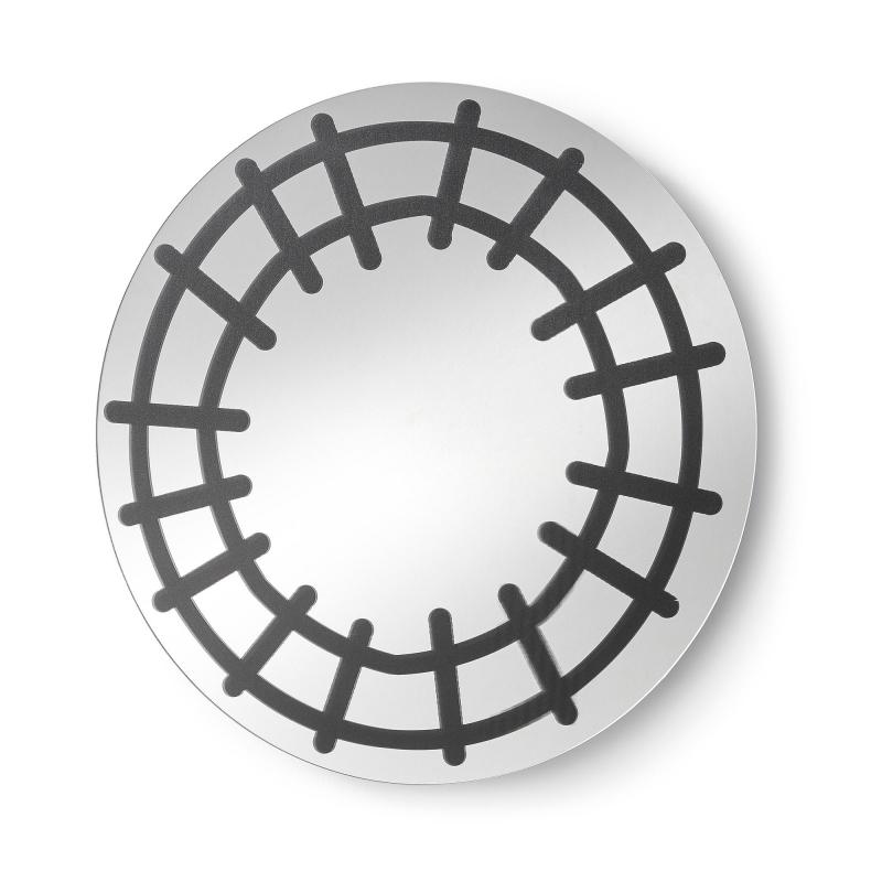 Espejo CHANTEL - CHANTEL Espejo Ø50 negro