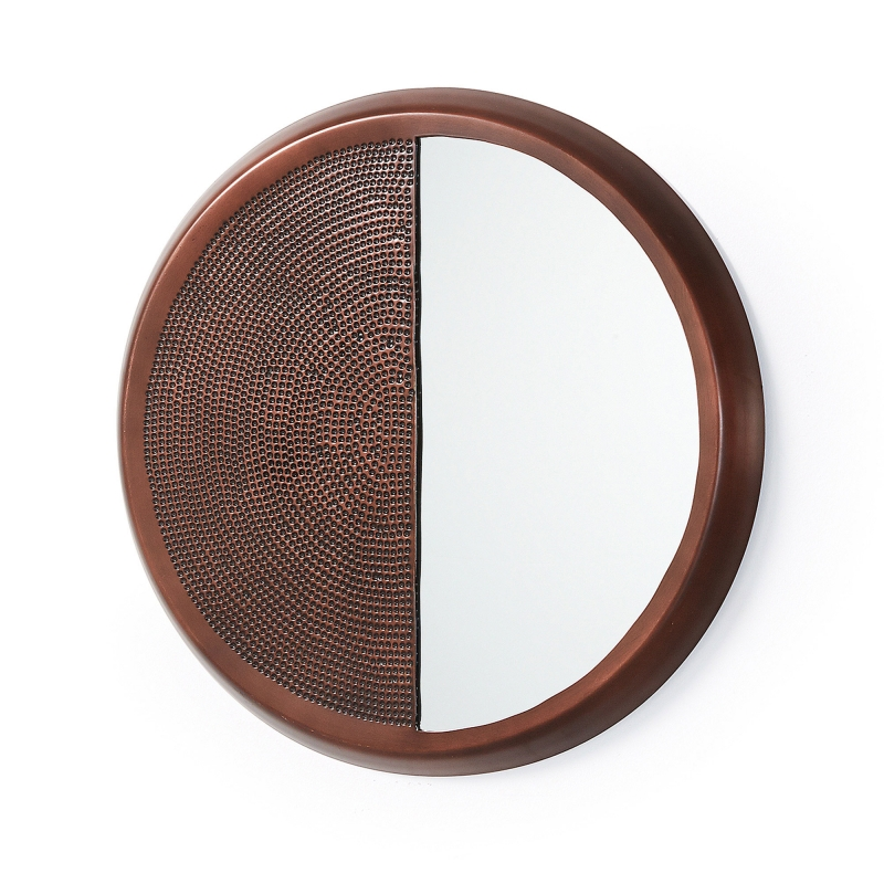 Espejo REM - REM Espejo metal cobre