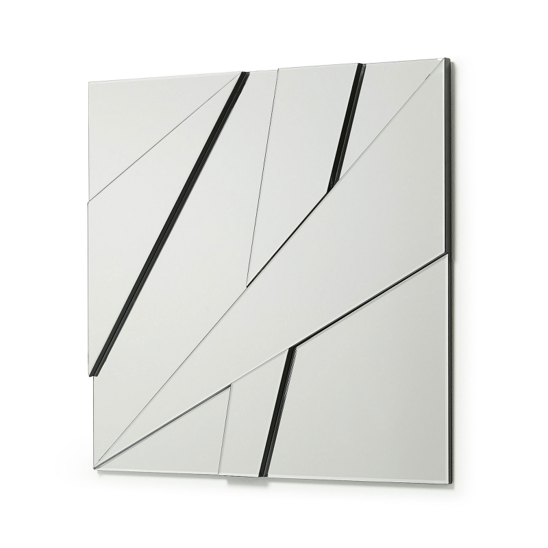 Espejo Sylvana - SYLVANA Espejo 80x80 cristal