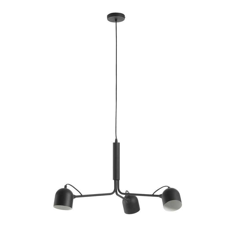 Lampara de techo LIANG - LIANG Lámpara de techo metal negro