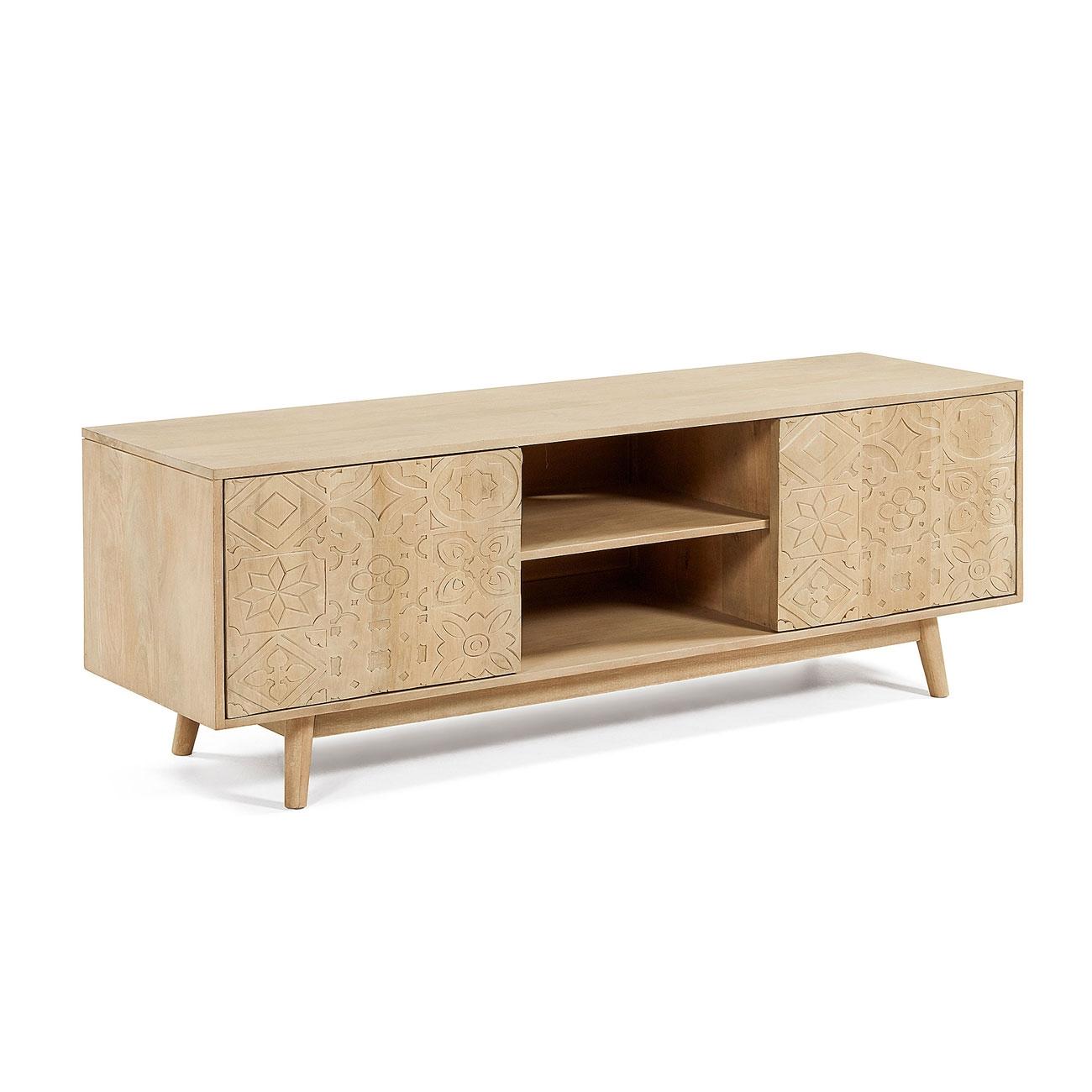 SAKOI Mueble Tv madera mango - SAKOI Mueble Tv madera mango