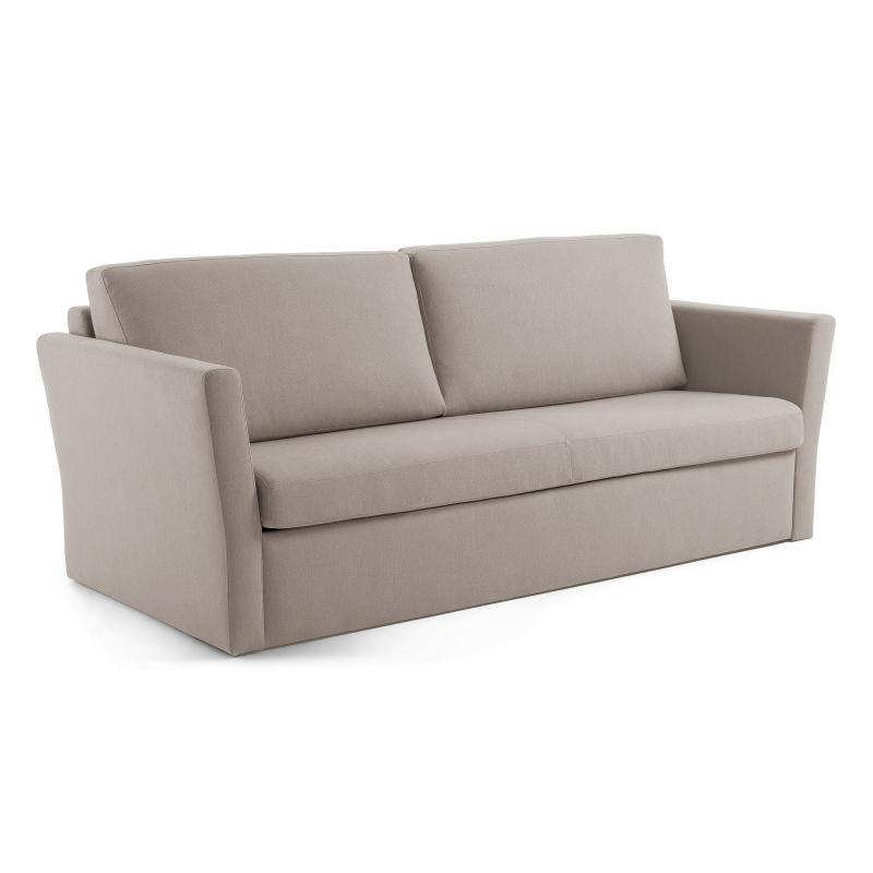 Sofa cama Westriver - Sofa cama Westriver, Sofá cama 160 colchón visco, gris claro