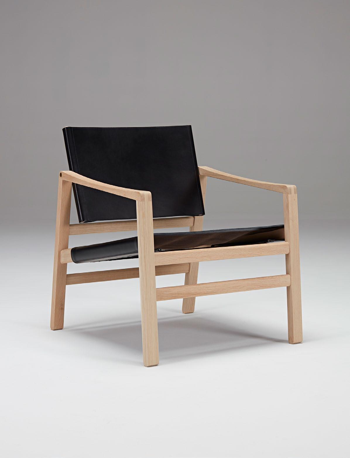 Sillón Loke - El fabricante danés Kragelund crea asientos con una gran comodidad y un aspecto distintivo. Los sillones de Kragelund, con su encanto escandinavo, están hechos para sentirse bien.