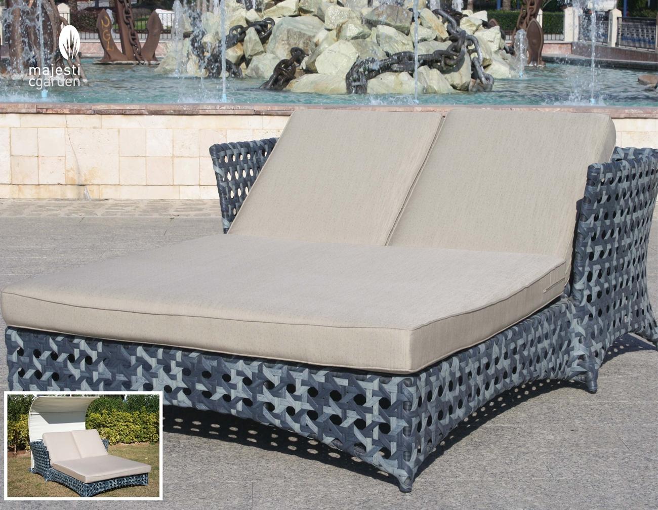 Tumbona para exterior modelo SAILING - Tumbona para exterior modelo SAILING de Majestic Garden