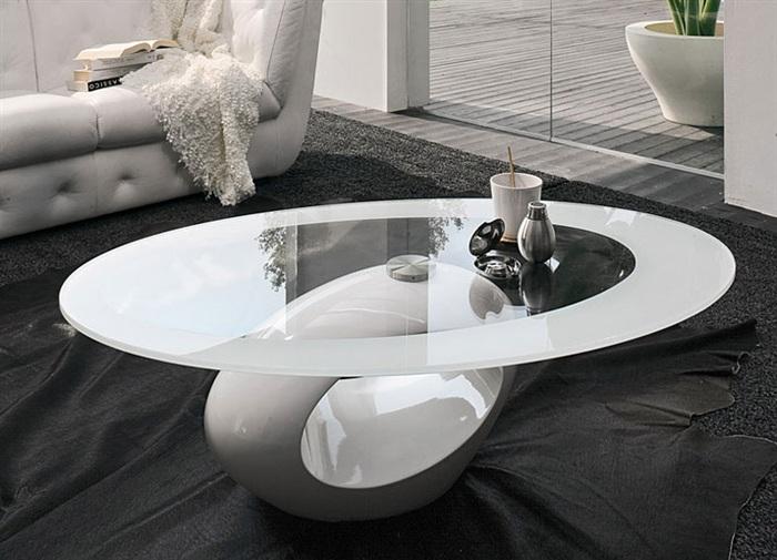Mesa de centro Bond 110 cm - Mesa de centro Bond 110
