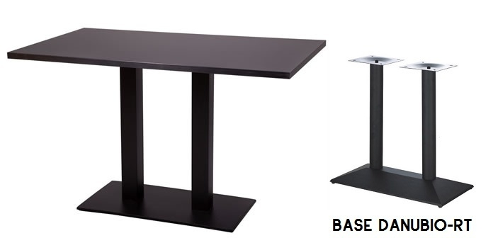 Mesa para la cocina - Mesa de cocina pata doble central