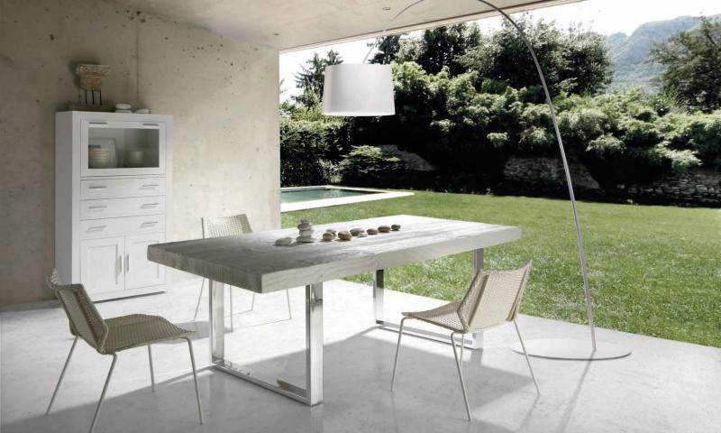 Comedor estilo Industrial | Ofertas de muebles, mesas extensibles ...