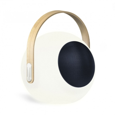 Lampara speaker Eye