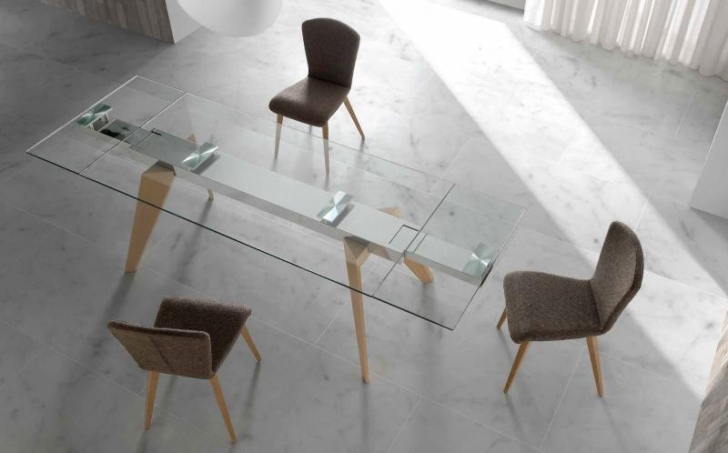 Mesa extensible Tavolo Wood  - Mesa extensible Tavolo Wood , mesa de comedor extensible