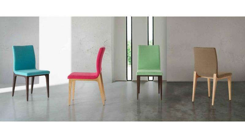 SILLA MARTA DE NACHER - SILLA MARTA DE NACHER, Nueva silla de madera para comedor modelo Marta de Nacher, con diseño elegante y moderno y acabado artesanal.