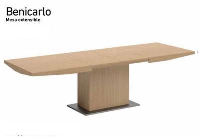 Mesa de comedor extensible BENICARLO