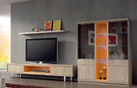 Conjunto de salón ONA 18 - Conjunto de comedor moderno