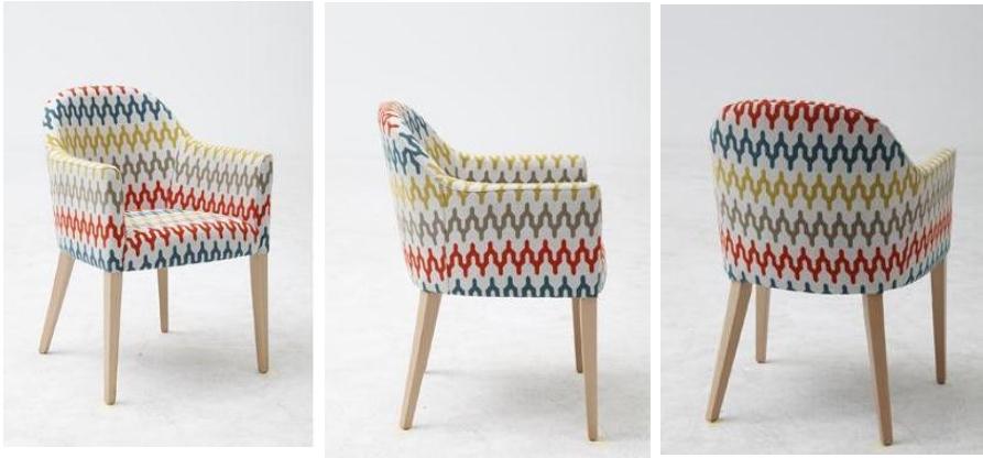Sillón tapizado 303 - Sillon tapizado 303