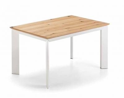 Mesa de comedor extensible T08
