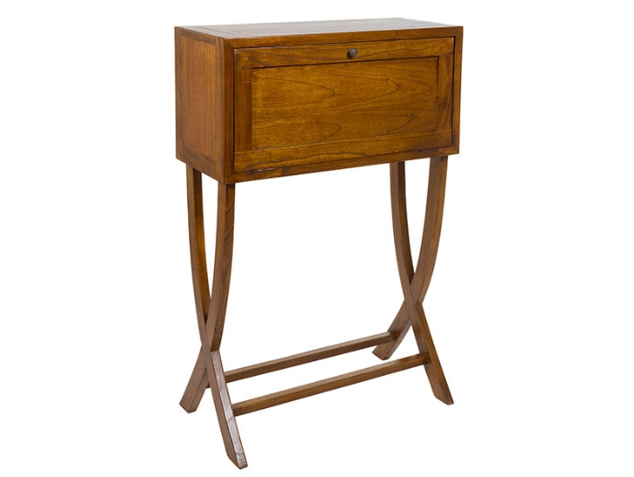 Bureau cajón - Bureau cajón, madera de mindi