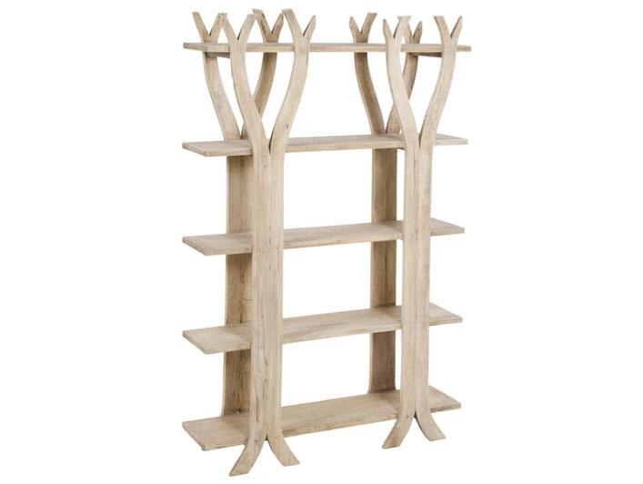 Estantería Arbol - Estantería Arbol, madera de mindi