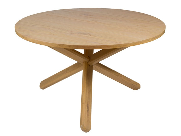 Mesa redonda madera Miami
