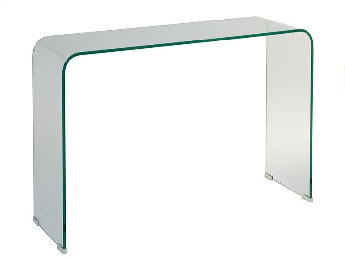 Recibidor cristal - Recibidor cristal, fabricado en vidrio curvado 12 mm
