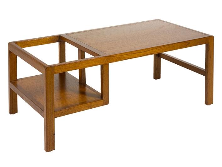 Mesita asiento infantil - Mesita asiento infantil, madera de mindi, playwood estilo colonial
