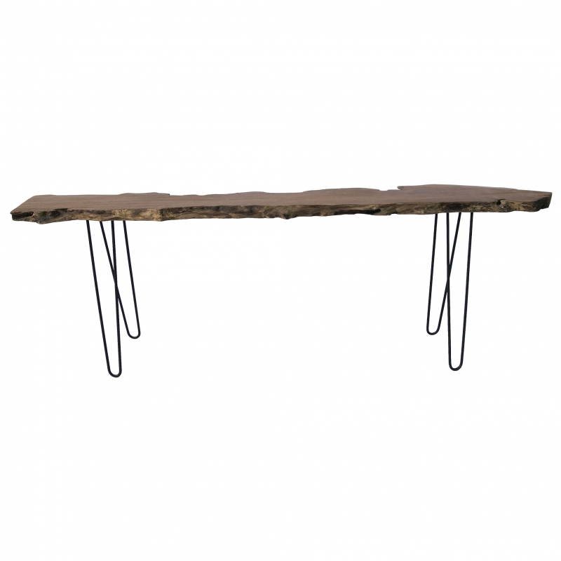 Consola de madera Juar  - Consola de madera Juar