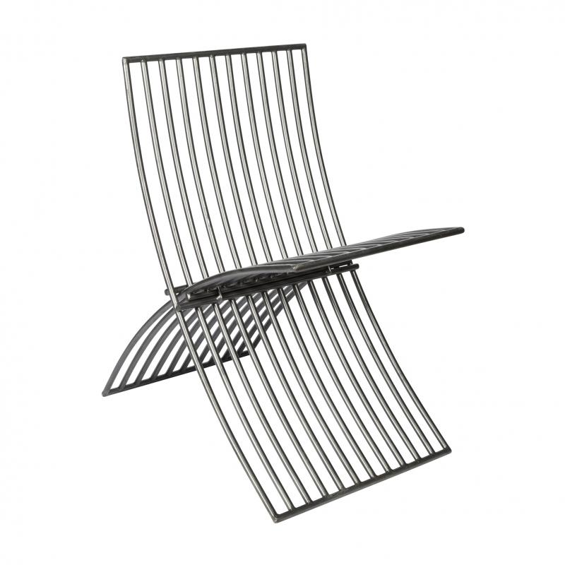 Silla de metal Stanner - Silla de metal Stanner