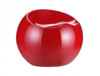 Puff sillon forma de bola - Puff forma de bola