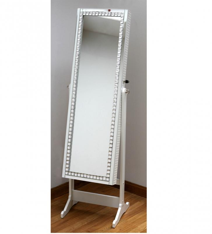 Mueble joyero con espejo - Muebles joyero con espejo para el vestidor